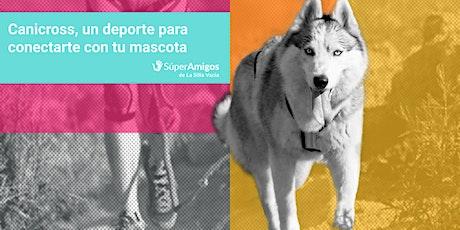 Canicross, un deporte para conectarte con tu mascota boletos
