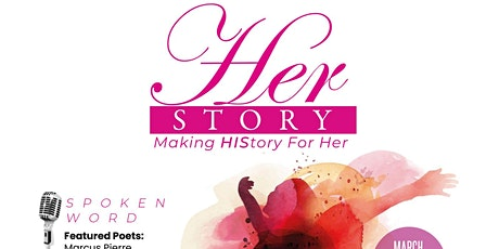HER STORY: Making HIStory For Her Poetry Event tickets