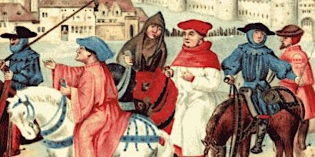 Mediaeval Pilgrimage: faith, fun or folly tickets