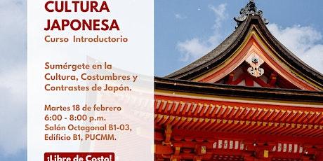 Curso Introductorio sobre la Cultura Japonesa entradas