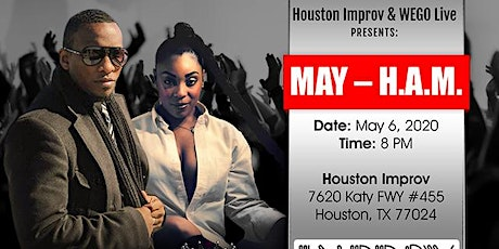 WEGO LIVE:  MAY-H.A.M. Poetry Event (Courtney Lynn) tickets