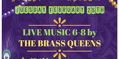 Mardi Gras Celebration tickets