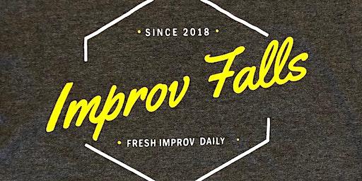 Improv Falls @ Open Space (69th & Western)