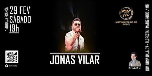 Jonas Vilar -  Matozinhos / MG