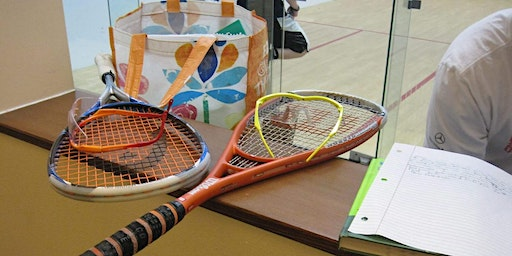 Learn & Play Squash for Juniors at RDV