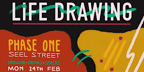 Life Drawing Session 1 tickets