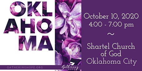 Gathering Oklahoma tickets