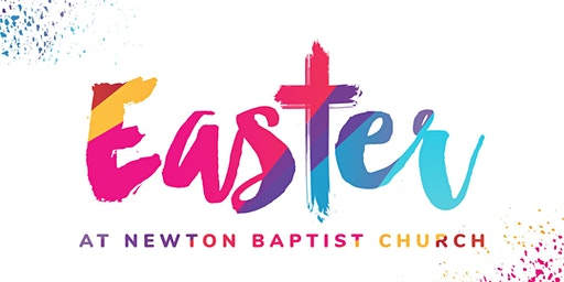 Easter at Newton Baptist Church