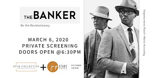The Banker Movie Screening