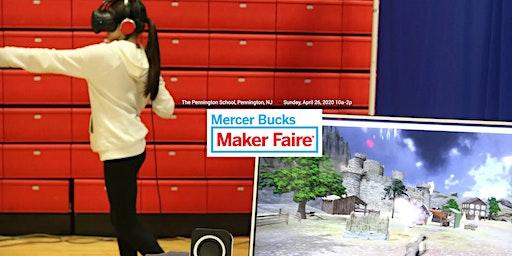 Maker Faire Mercer Bucks 2020