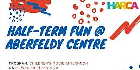 Half Term Fun @ Aberfeldy Centre tickets