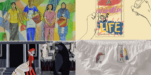 Gallery Screenings: Animated Shorts with Q & A