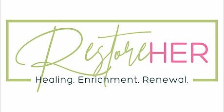 RestoreHer Summer Retreat tickets
