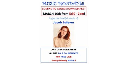 Music Mondays! w/Jacob Lafever