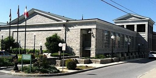 5th Annual Howard County Judicial Reception