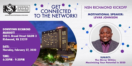 NSN Richmond: Get Connected to the Network!