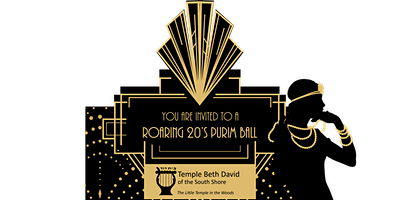 Roaring 20's Purim Ball