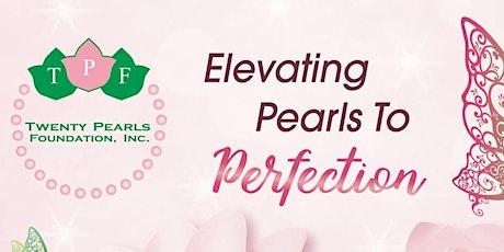 Twenty Pearls Foundation, Inc Presents Miss Prominent Pearl Cotillion 2020 tickets