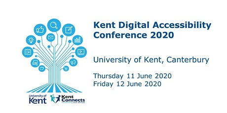 Kent Digital Accessibility Conference 2020 tickets