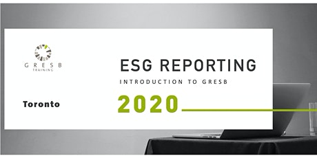 ESG Reporting: Introduction to GRESB tickets