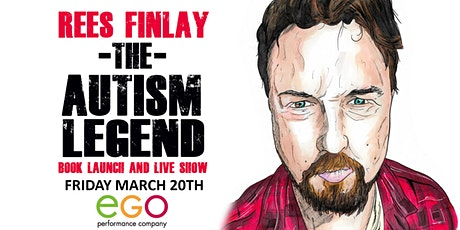 (POSTPONED) Rees Finlay: The Autism Legend tickets