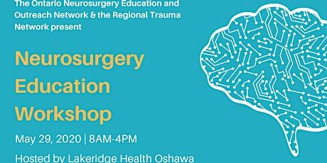 Neurosurgery Education Workshop tickets