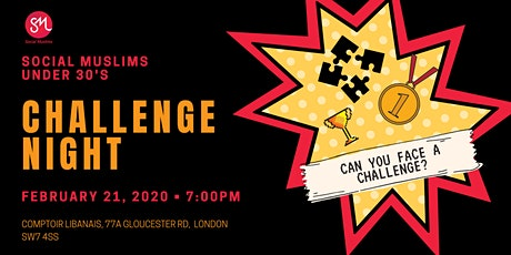 Social Muslims | Games Night | Under 30's Networking tickets