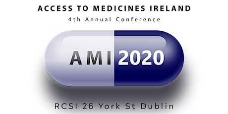 Access to Medicines Ireland Conference: Towards an Alternative Future for Medicines tickets