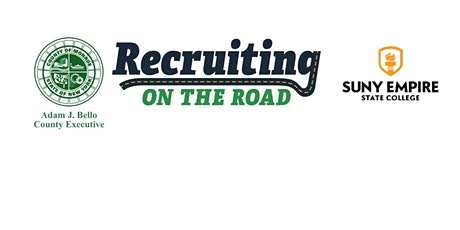 Recruiting on the Road - Empire State College Job Fair tickets