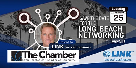 Free Long Beach Networking Event (February, Long Beach, CA) tickets
