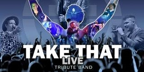 TAKE THAT LIVE! tickets