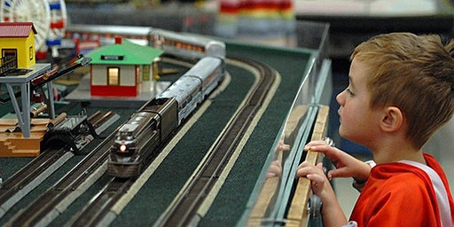 71st FLORIDA MODEL TRAIN AND RAILFAIR SHOW AND SALE.