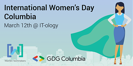 International Women's Day Columbia tickets