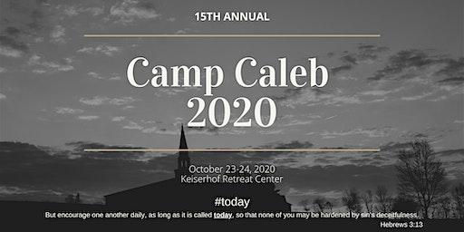 Camp Caleb 2020
