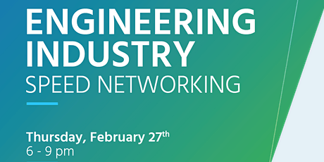 Speed Networking for Engineers and Tech tickets