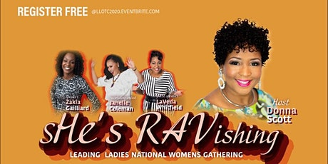 Leading Ladies National Women's Gathering 2020 tickets