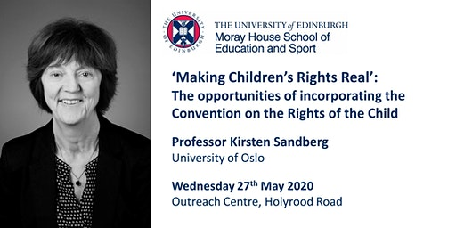 Moray House Annual Lecture 2020