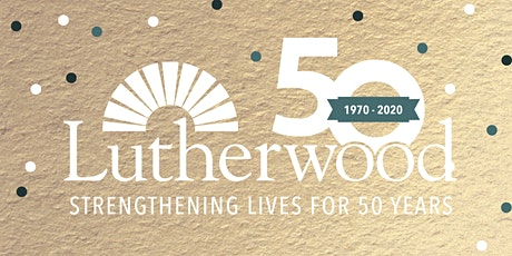 Lutherwood Staff Luncheon - Celebrating 50 Years of Service tickets
