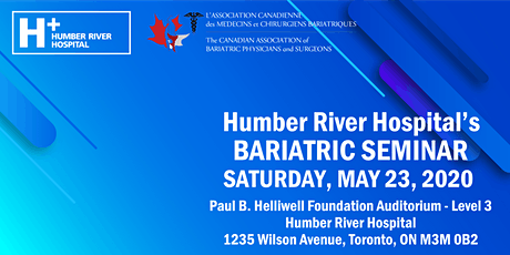Humber River Hospital Bariatric Seminar tickets