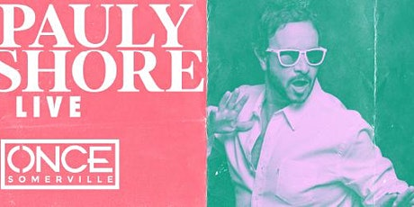 CANCELED - Pauly Shore tickets