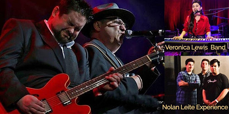 Music4Kids fund raiser features Sugar Ray Norcia (and the Bluetones) with Monster Mike Welch - April 2