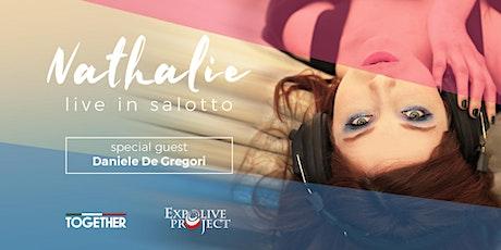 Nathalie in House Concert biglietti
