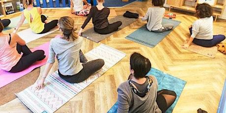 Et si on faisait du yoga à midi ? billets