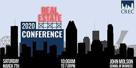 2020 Real Estate Conference tickets