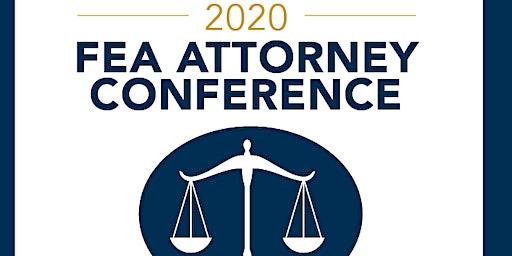 2020 FEA Attorney Conference