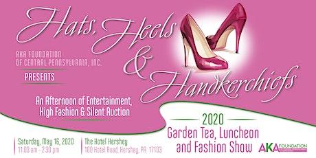 2020 AKA Foundation of Central Pennsylvania Garden Tea, Luncheon and Fashion Show tickets