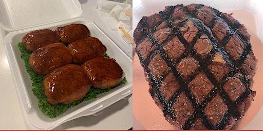 KCBS Chicken/SCA Steak demonstration