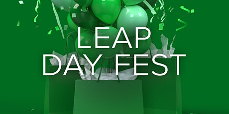 Leap Day Fest tickets