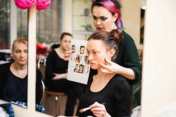 Stage Make-Up Workshop: Bild