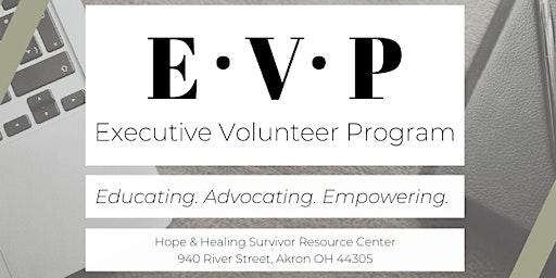 Executive Volunteer Program Training
